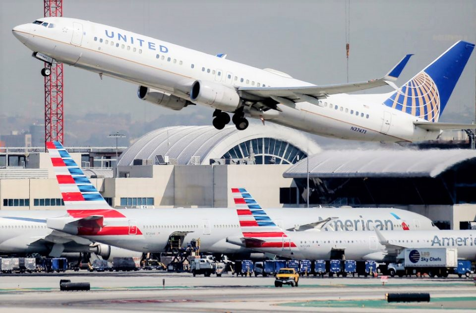 US airlines prepare employee recalls as relief nears; United calls them 'temporary'